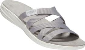 Damaya Sporty Slide Sandales pour femme Keen 493449937080 Couleur gris Taille 37 Photo no. 1