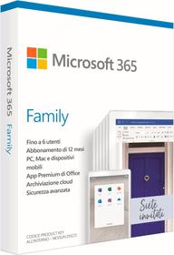 365 Family (I) Physisch (Box) Microsoft 785300153594 Bild Nr. 1
