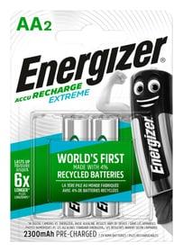 NiMH-Accu Extreme, Mignon (AA) 2300 mAh 2 pezzo Akku Batterie Energizer 704764600000 N. figura 1