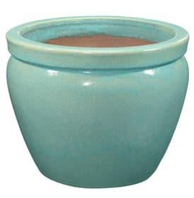 Minh Vaso per piante Do it + Garden 657654800003 Colore Aqua Taglio ø: 29.0 cm x A: 25.0 cm N. figura 1