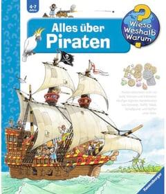 Tutto sui pirati Libro di saggistica per bambini 785300159254 N. figura 1