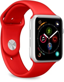 Icon Silicone Band - Apple Watch 42-44mm - red Cinturini Puro 785300153945 N. figura 1