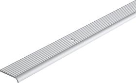 Profilo di chiusura 25 x 6 mm argento 1 m alfer 605045900000 N. figura 1