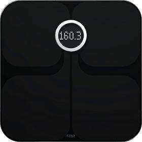 Aria 2 schwarz Smart Waage Fitbit 798427000000 Bild Nr. 1