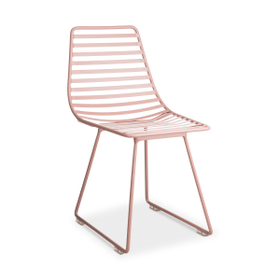 ELIF Chair 370006100038 Dimensioni L: 32.0 cm x A: 58.0 cm Colore Rosa N. figura 1