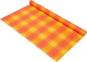 DIAMANT Tischtuch am Meter 450524963047 Farbe Gelb, Orange, Rot Grösse B: 140.0 cm Bild Nr. 1