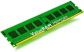 ValueRAM DDR3-RAM 1333 MHz 2x 4 GB Mémoire Kingston 785300150066 Photo no. 1