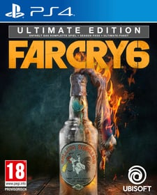 PS4 Far Cry 6 -- Ultimate Edition (18) [D/F/I] Box 785300154472 Photo no. 1