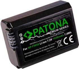 Premium NP-FW50 Accumulatore Patona 785300134371 N. figura 1