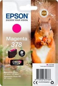 Tintenpatrone 378 Magenta Tintenpatrone Epson 798549800000 Bild Nr. 1