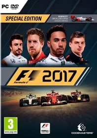 PC - F1 2017 Special Edition Box 785300122633 N. figura 1