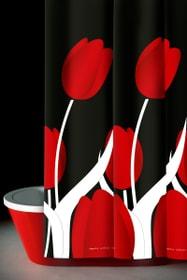 Duschvorhang Tulipani diaqua 675592800000 Grösse 180 x 180 Bild Nr. 1
