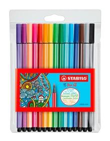 Premium-Fasermaler STABILO® Pen 68, 15 Stifte Stabilo 667667100000 Bild Nr. 1