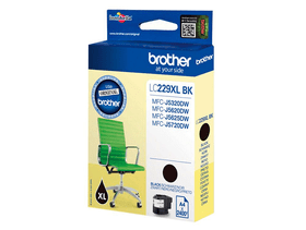LC-229XLBK  noir Cartouche d'encre Brother 785300124034 Photo no. 1