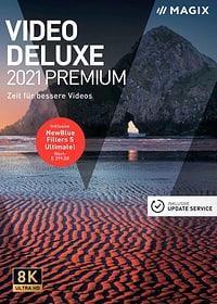Video deluxe Premium 2021 [PC] (D) Physique (Box) Magix 785300155408 Photo no. 1