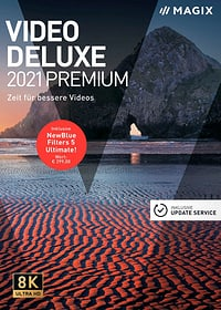 Video deluxe Premium 2021 [PC] (D/F) Physisch (Box) Magix 785300155309 Bild Nr. 1
