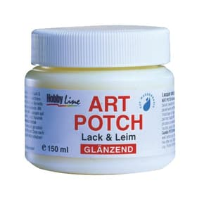 Art potch laque & colle, brillant C.Kreul 665527800000 Photo no. 1