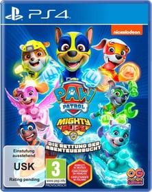 PS4 - Paw Patrol Mighty Pups: Die Rettung der Abenteuerbucht Box 785300154613 Bild Nr. 1