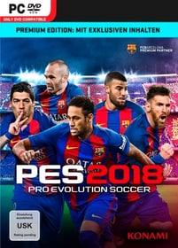 PC - PES 2018 - Pro Evolution Soccer 2018 Premium Ed. Box 785300122644 Bild Nr. 1