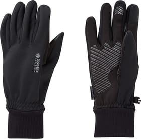 Softshellhandschuhe Softshellhandschuhe Ziener 464418006520 Grösse 6.5 Farbe schwarz Bild-Nr. 1