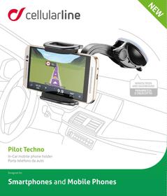 Universalhalterung Smartphone-Halter Cellular Line 621475500000 Bild Nr. 1