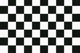 Feuilles autocollantes de décoration Monza, noir et blanc