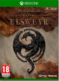 Xbox One - Elder Scrolls Online: Elsweyr Upgrade Download (ESD) 785300144645 Photo no. 1
