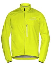 Strone Veste de pluie pour homme Vaude 461387100362 Couleur vert neon Taille S Photo no. 1