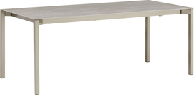 MALO Ausziehtisch 408013318001 Grösse B: 190.0 cm x T: 90.0 cm x H: 75.0 cm Farbe KEON Bild Nr. 1