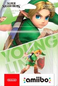 amiibo Super Smash Bros. Character - Young Link 785300143257 Photo no. 1