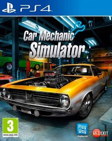 PS4 - Car Mechanic Simulator F Box 785300144305 Photo no. 1