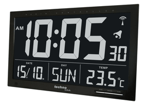 WS8007 Horloge murale technoline 785300140772 Photo no. 1