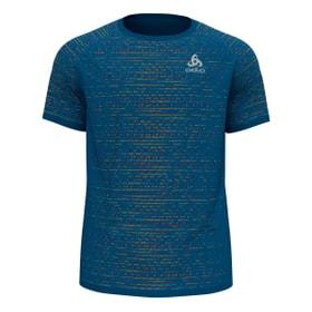 Herren BLACKCOMB CERAMICOOL Laufshirt Herren-T-Shirt Odlo 466108200346 Grösse S Farbe royal Bild-Nr. 1
