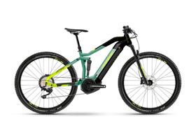 FullNine 6 E-Mountainbike (Fully) Haibike 464844500569 Farbe lindgrün Rahmengrösse L Bild Nr. 1