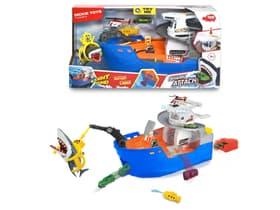 Shark Ship Playset Wasser-Spielzeug Dickie Toys 743368400000 Bild Nr. 1