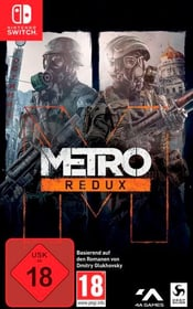 NSW - Metro Redux Box 785300150766 Langue Allemand Plate-forme Nintendo Switch Photo no. 1