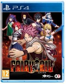 PS4 - Fairy Tail F Box 785300150266 Photo no. 1