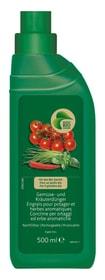 Gemüse- und Kräuterdünger, 500 ml Flüssigdünger Migros-Bio Garden 658226000000 Bild Nr. 1