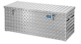 box en aluminium R312 Alu tôle gaufrée 3mm