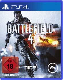 PS4 - Battlefield 4 Box 785300121611 Photo no. 1