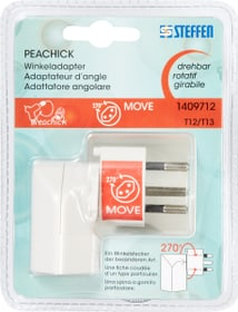 Adaptateur d'angle rotatif Peachick