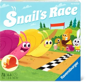 Snail's Race Giochi di società Ravensburger 748676200000 N. figura 1