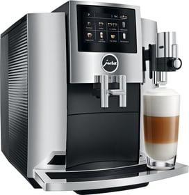 S8 Chrom Kaffeevollautomat JURA 71800300000019 Bild Nr. 1