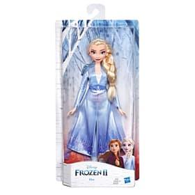 Bambole Elsa con abiti Frozen II Disney 747488700000 N. figura 1