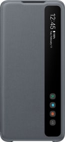 Clear View Cover gray Hülle Samsung 798657700000 Bild Nr. 1