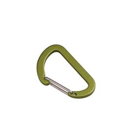 Flat Wiregate Carabiner Portachiavi Munkees 470675100000 N. figura 1