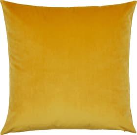 ANGELO Housse de coussin décoratif 450725140850 Couleur Jaune Dimensions L: 45.0 cm x H: 45.0 cm Photo no. 1