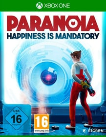Xbox One - PARANOIA: Happiness is Mandatory D/F Box 785300145744 Photo no. 1