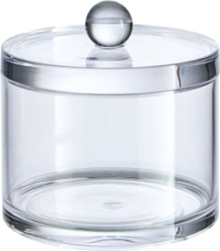 ACRYL Scatola in latta 442089700310 Colore Transparente Dimensioni L: 9.8 cm x P: 9.8 cm x A: 10.6 cm N. figura 1