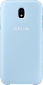 Dual Layer Cover blau Hülle Samsung 785300129404 Bild Nr. 1